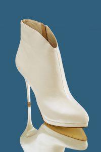 Свадебная обувь из натуральной и искусственной кожи Elena Chezelle и Blossem